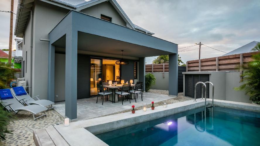 perfect Saint Barth Villa Coco luxury apartment, holiday home, vacation rental