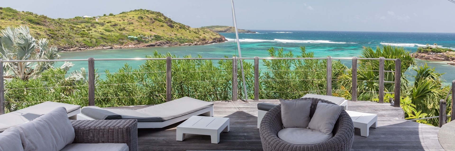 Saint Barth - Villa Indian Song