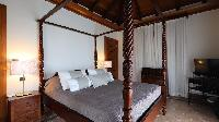 fresh bed sheets in Saint Barth Villa Indian Song luxury holiday home, vacation rental