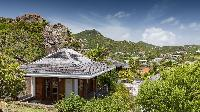 magnificent view from Saint Barth Villa Indian Song luxury holiday home, vacation rental