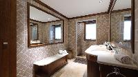 clean bathroom in Saint Barth Villa Indian Song luxury holiday home, vacation rental