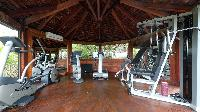 neat gym Saint Barth Villa Indian Song luxury holiday home, vacation rental
