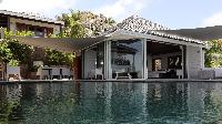 cool swimming pool of Saint Barth Villa Indian Song luxury holiday home, vacation rental