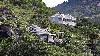 lush surroundings of Saint Barth Villa Indian Song luxury holiday home, vacation rental