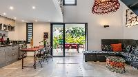 airy and sunny Saint Barth Villa Nevis luxury holiday home, vacation rental