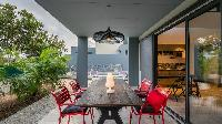 spacious Saint Barth Villa Saba luxury holiday home, vacation rental
