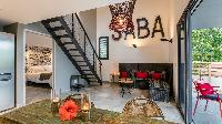 nice Saint Barth Villa Saba luxury holiday home, vacation rental