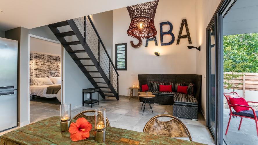 nice Saint Barth Villa Saba luxury holiday home, vacation rental