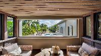 breezy and bright Saint Barth Villa K luxury holiday home, vacation rental