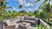 cool surroundings of Saint Barth Villa K luxury holiday home, vacation rental