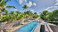 awesome surroundings of Saint Barth Villa K luxury holiday home, vacation rental