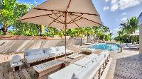 cool cabana of Saint Barth Villa K luxury holiday home, vacation rental