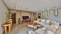 nifty sitting area in Saint Barth Villa K luxury holiday home, vacation rental