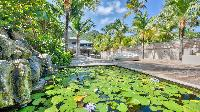 cool pond of Saint Barth Villa K luxury holiday home, vacation rental