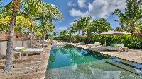 amazing Saint Barth Villa K luxury holiday home, vacation rental
