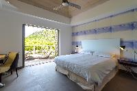 adorable bedroom in Saint Barth Villa Datcha Estate luxury holiday home, vacation rental