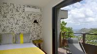beautiful view from Saint Barth Villa Datcha Estate luxury holiday home, vacation rental