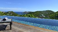 perfect waterfront Saint Barth Villa Datcha Estate luxury holiday home, vacation rental