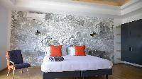 clean bedroom linens in Saint Barth Villa Datcha Estate luxury holiday home, vacation rental