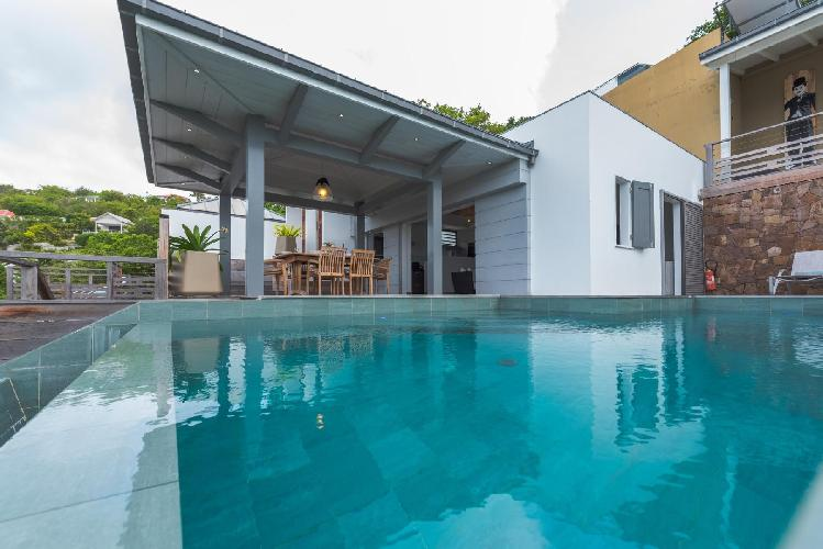beautiful Saint Barth Villa Datcha Estate luxury holiday home, vacation rental