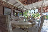 breezy and bright Saint Barth Villa Lama Estate luxury holiday home, vacation rental