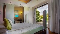 sunny and airy Saint Barth Villa Palm Springs holiday home, vacation rental