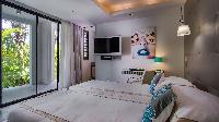 breezy and bright Saint Barth Villa Palm Springs holiday home, vacation rental
