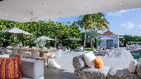 beautiful Saint Barth Villa Palm Springs holiday home, vacation rental