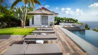 cool waterfront Saint Barth Villa Palm Springs holiday home, vacation rental