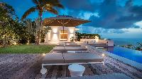 magnificent Saint Barth Villa Palm Springs holiday home, vacation rental