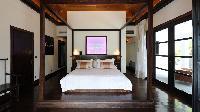 bright and breezy Saint Barth Villa Silver Rainbow luxury holiday home, vacation rental