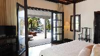 sunny and airy Saint Barth Villa Silver Rainbow luxury holiday home, vacation rental
