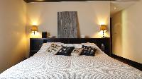 adorable bedroom in Saint Barth Villa Silver Rainbow luxury holiday home, vacation rental