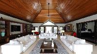 amazing living room of Saint Barth Villa Silver Rainbow luxury holiday home, vacation rental