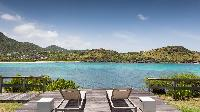 beautiful waterfront Saint Barth Villa Silver Rainbow luxury holiday home, vacation rental