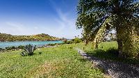 awesome waterfront Saint Barth Villa Silver Rainbow luxury holiday home, vacation rental