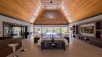 spacious Saint Barth Villa Silver Rainbow luxury holiday home, vacation rental