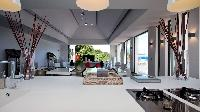 beautiful interiors of Saint Barth Luxury Villa Eternity holiday home, vacation rental