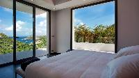adorable bedroom in Saint Barth Luxury Villa Eternity holiday home, vacation rental