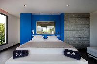clean bedroom linens in Saint Barth Luxury Villa Eternity holiday home, vacation rental