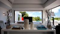 bright and breezy Saint Barth Luxury Villa Eternity holiday home, vacation rental