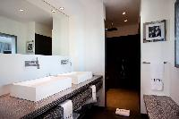 clean lavatory in Saint Barth Luxury Villa Eternity holiday home, vacation rental
