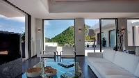 cool sitting room in Saint Barth Luxury Villa Eternity holiday home, vacation rental