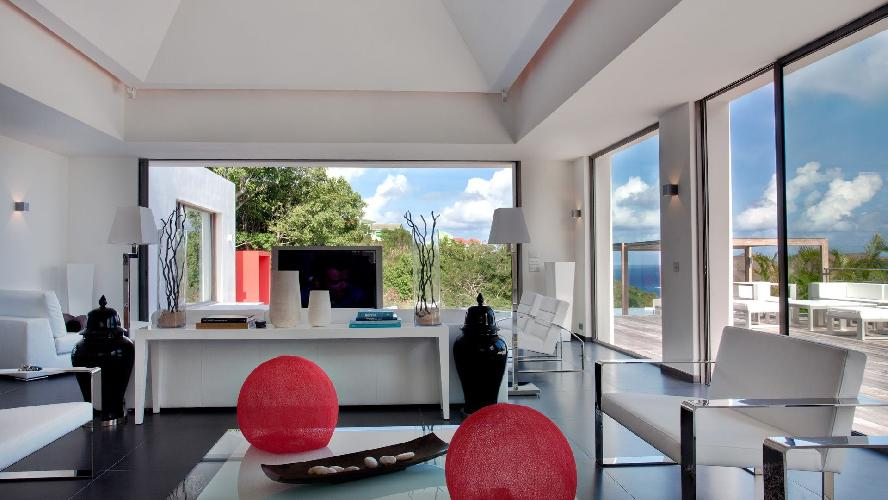 charming Saint Barth Luxury Villa Eternity holiday home, vacation rental