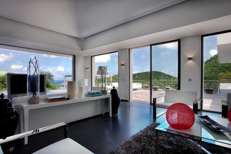 chic Saint Barth Luxury Villa Eternity holiday home, vacation rental