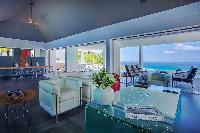 magnificent sea view from Saint Barth Villa Nirvana holiday home, luxury vacation rental