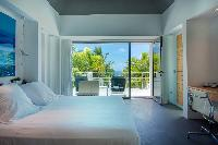 airy and sunny Saint Barth Villa Nirvana holiday home, luxury vacation rental