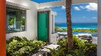 breathtaking sea view from Saint Barth Villa Nirvana holiday home, luxury vacation rental