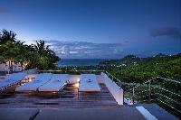 beautiful waterfront Saint Barth Villa Nirvana holiday home, luxury vacation rental