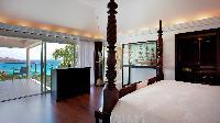lovely bedroom in Saint Barth Villa Panama holiday home, luxury vacation rental